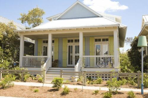 Watercolor Custom Homes